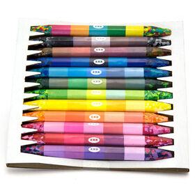 Kid Made Modern – Crayons de confettis 12 morceaux