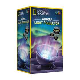 National Geographic Aurora Light Projector - Édition anglaise