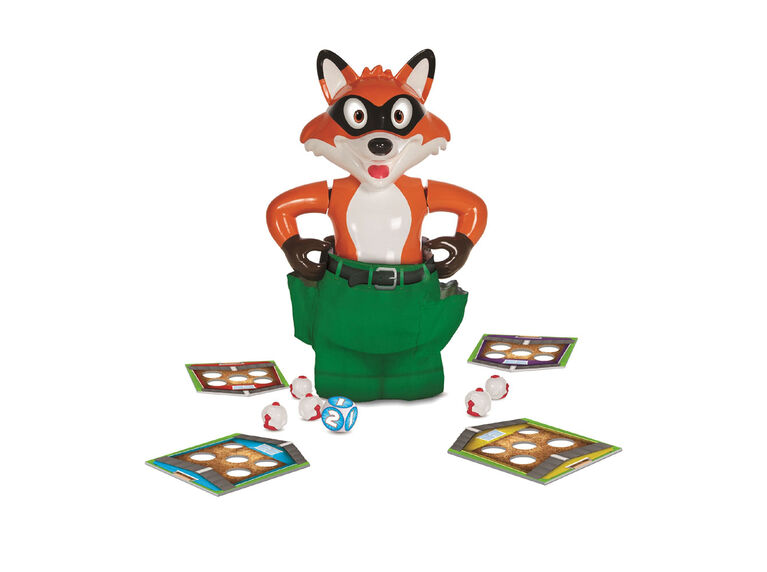 Catch The Fox Game