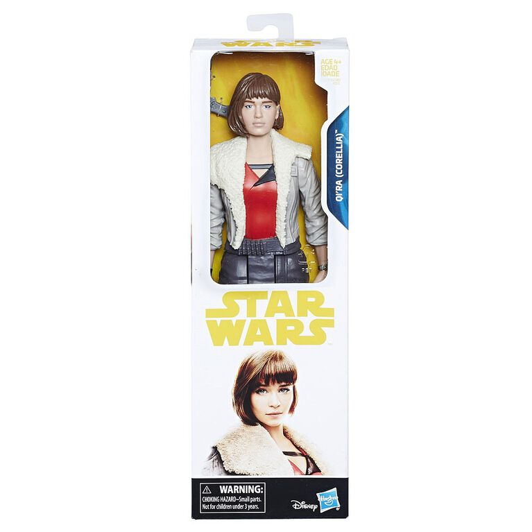 Solo: A Star Wars Story 12-inch Qi'Ra (Corellia) Figure