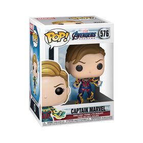 Funko POP! Movies: Avengers: Endgame - Captain Marvel