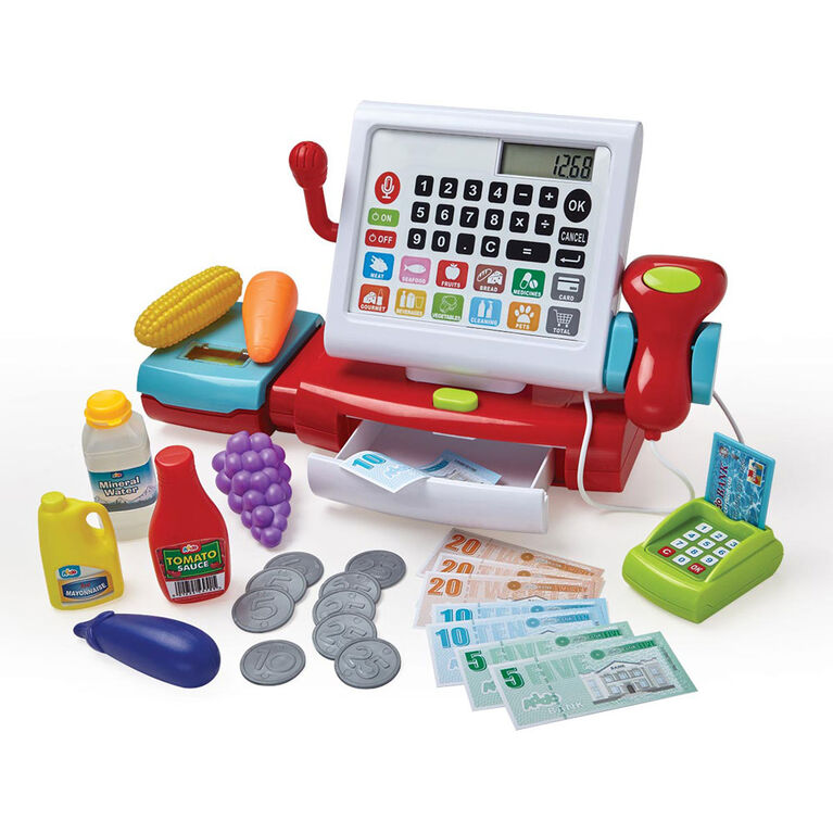 Busy Me Electronic Cash Register - R Exclusive