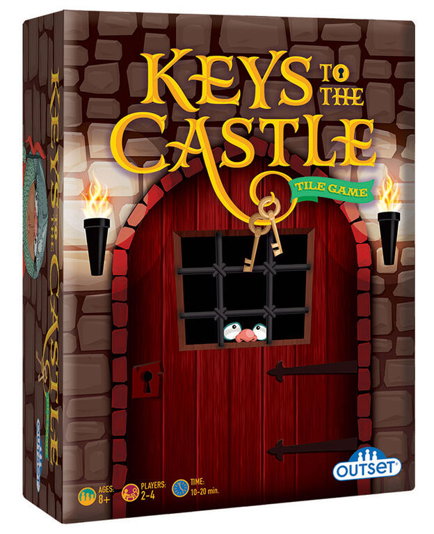 Keys to The Castle - Édition anglaise