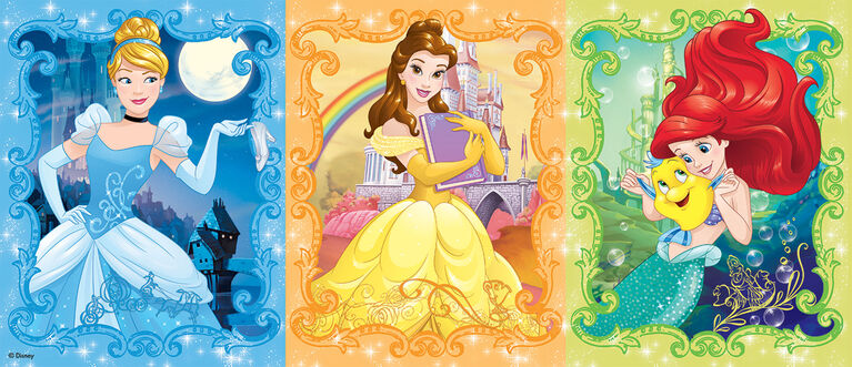 Beautiful Disney Princesses 200 pieces