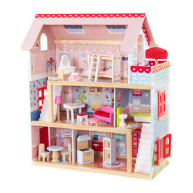 KidKraft - Petite maison de poupée Chelsea
