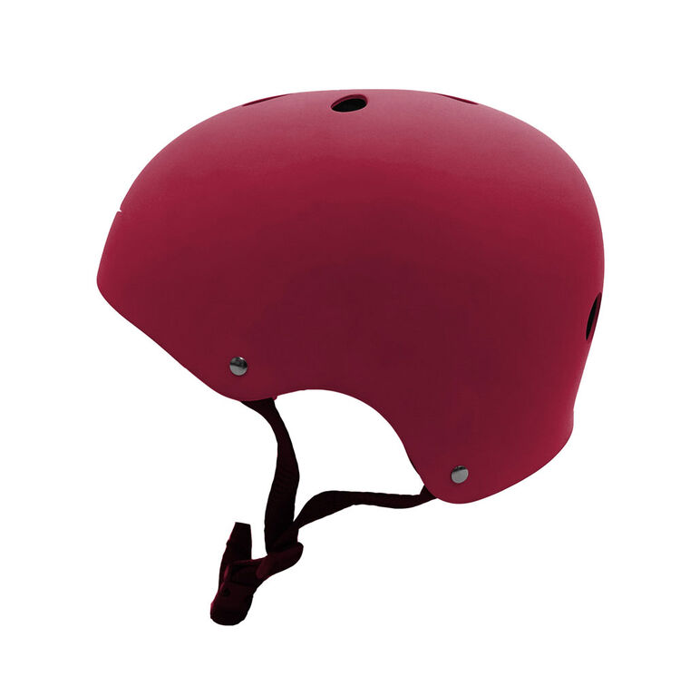 Sport Runner Youth Multi Sport Helmet - Red