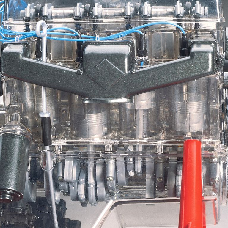 Revell Visible V-8 Engine- Maquette