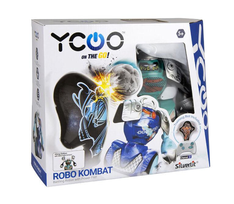 Robot Viking Robo Kombat: Vert