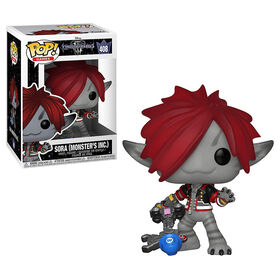 Funko POP! Disney: Kingdrom Hearts - Sora (Monster's Inc.) Vinyl Figure
