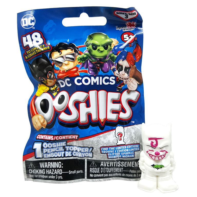 DC Comics Ooshies Series 3 Blind Bag