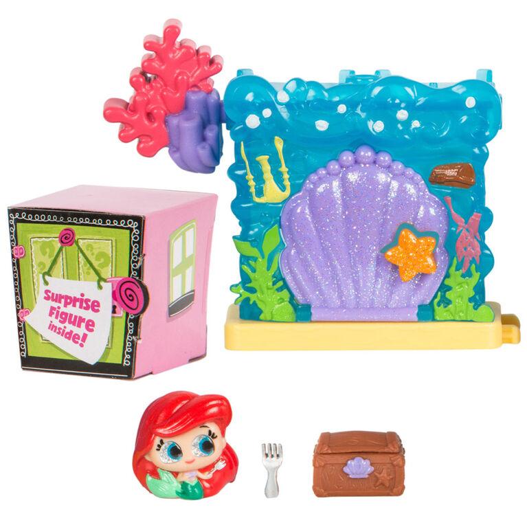 Disney DoorablesS2 Mini Stack Playset - Ariel's Secret Cove