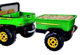 Peg Perego - John Deere Adventure trailer