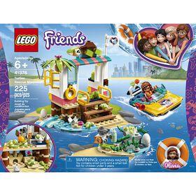 LEGO Friends La mission de sauvetage des tortues 41376
