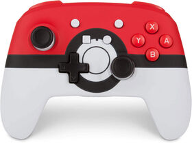 Nintendo Switch Wireless Controller - Poke Ball
