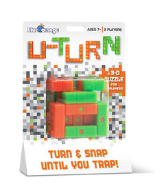 U-Turn Blocks Strategy Game