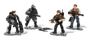Mega Construx Call of Duty Seals vs. Submariners