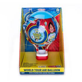 Montgolfière de la Tournée mondiale Ryan's World