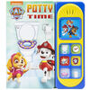 Paw Patrol Potty Time Sound Book - English Edition