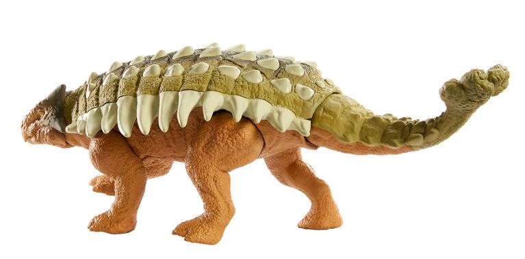 Jurassic World Roarivores Ankylosaurus