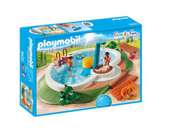 Playmobil - Swimming Pool