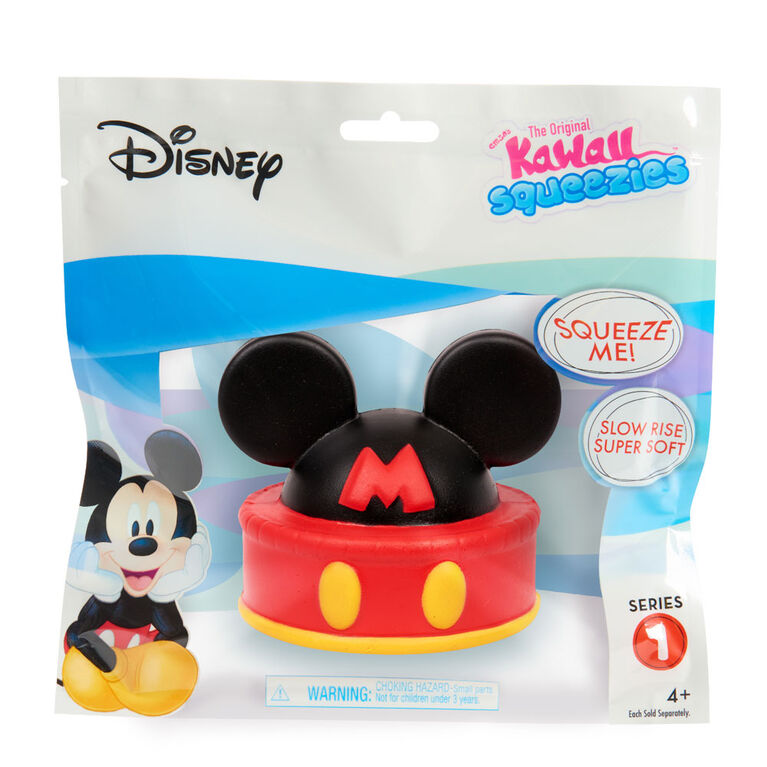 Disney Kawaii Squeezies - Mickey Cake