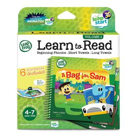 LeapFrog LeapStart 3D Learn to Read Volume 1 - Édition anglaise