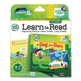 LeapFrog LeapStart 3D Learn to Read Volume 1 - English Edition