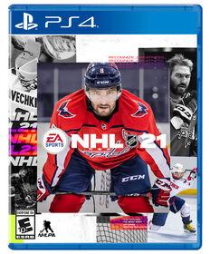 PlayStation 4 NHL 21