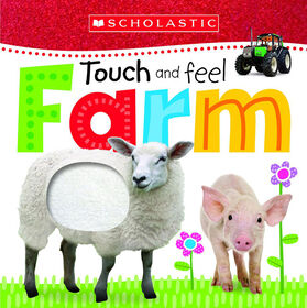 Touch And Feel: Farm - Édition anglaise