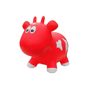Farm Hoppers: Cow - Red