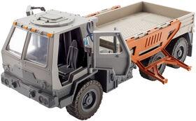 Matchbox - Jurassic World - Camion de secours.