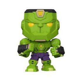 Funko POP! Marvel: Avengers Mech Strike - Hulk (Glow In The Dark) - R Exclusive