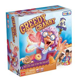 Goliath Games: Greedy Granny