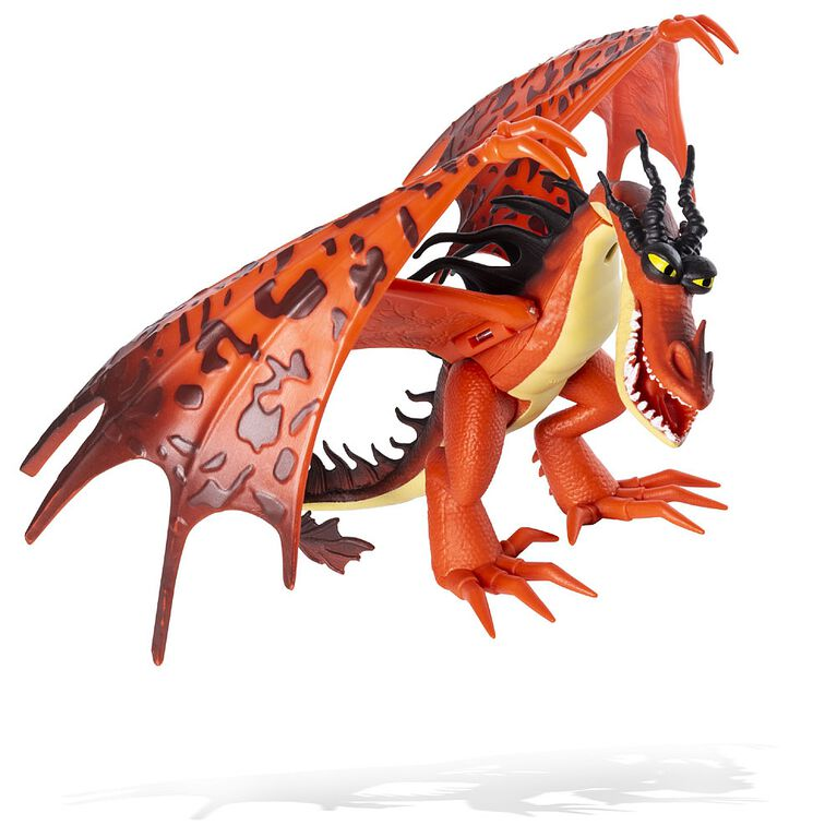 How To Train Your Dragon, Hookfang Dragon Figure with Moving Parts