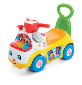 Fisher-Price - Little People - Music Parade Ride-on