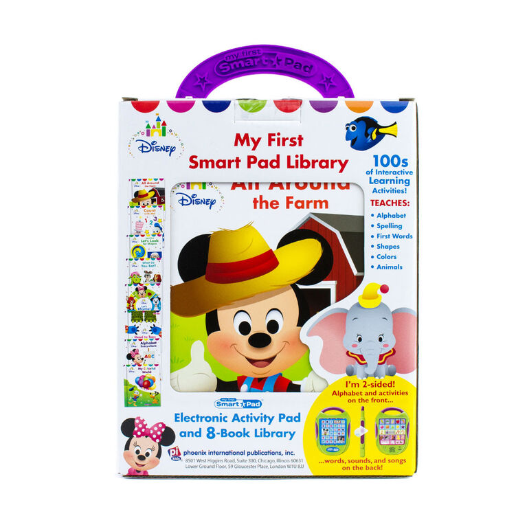 Disney Baby My First Smart Pad - English Edition