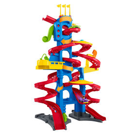 Fisher-Price - Little People - La Grande tour des spirales - Édition anglaise
