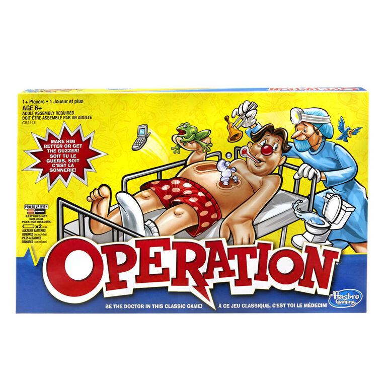 Hasbro Gaming - Operation Game