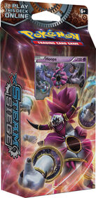 "Pokemon-XY11 "" Vapeur Siege "" Theme Deck"