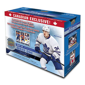 2017/18 NHL Series 1 Team Triples Blaster