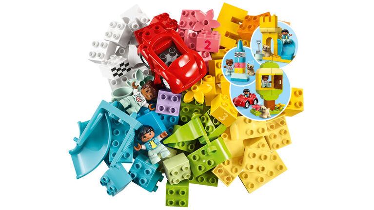 LEGO DUPLO Classic La boîte de briques deluxe 10914