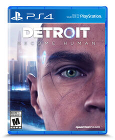 Play Station 4-DETROIT BECOME HUMAN PS4