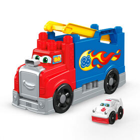 Mega Bloks Build & Race Rig