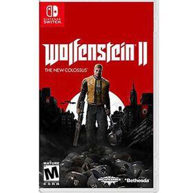 Nintendo Switch - Wolfenstein II: The New Colossus