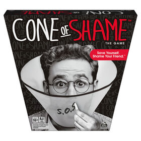 Cone of Shame, Guessing Party Game - English Edition