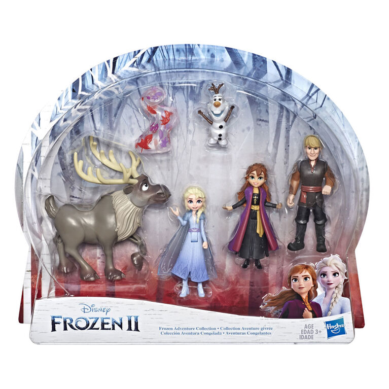 Disney Frozen, Collection Aventure givrée