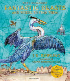 Fantastic Beasts and Where to Find Them - English Edition