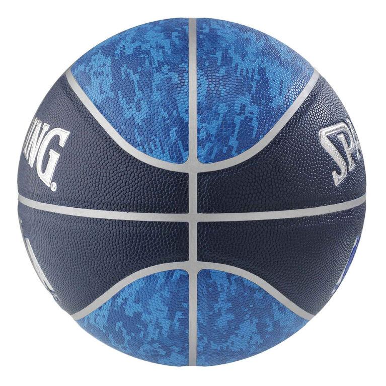 NBA Commander Basketball Camo Blue - R Exclusive
