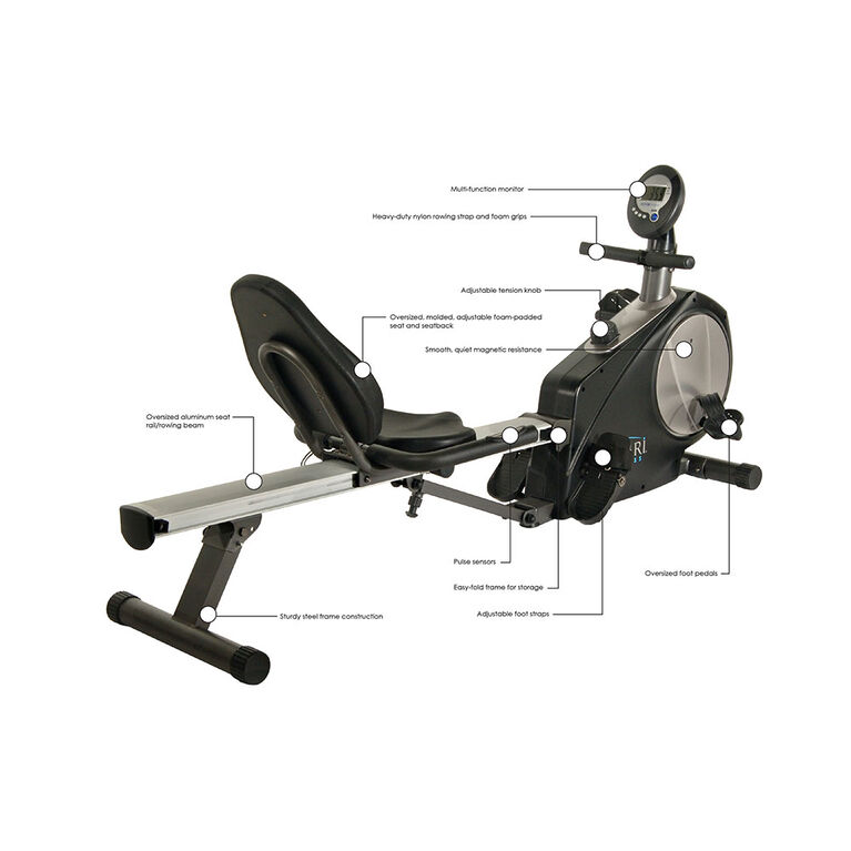 Stamina Products, Avari Conversion II Rower