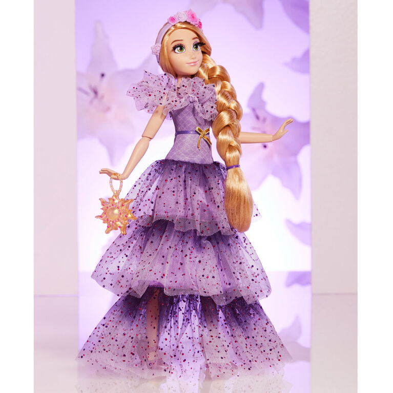 Disney Princess Style Series Rapunzel Fashion Doll